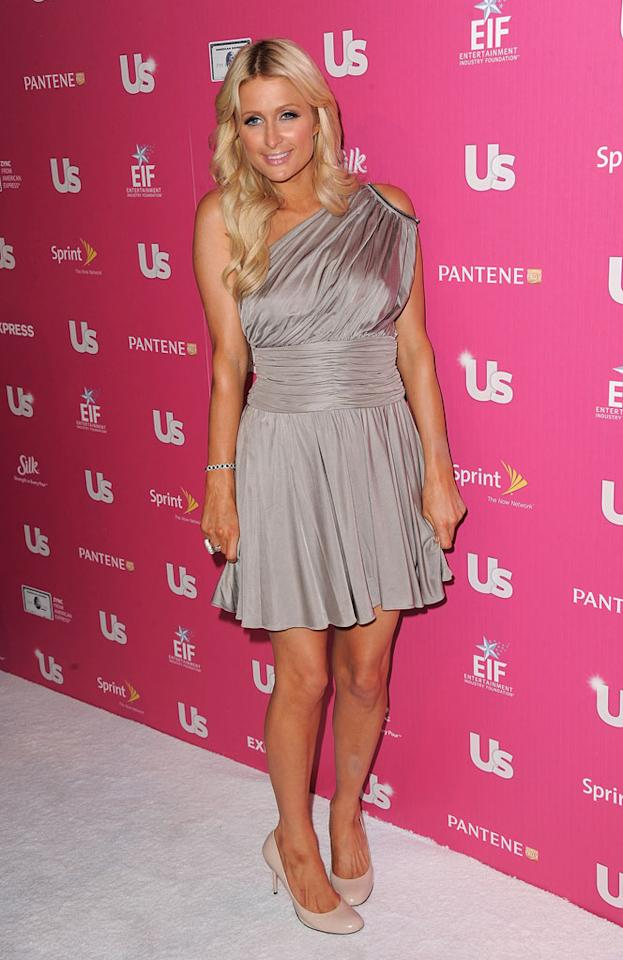 """What's a Hollywood party without Paris Hilton? Jordan Strauss/<a href=""""http://www.wireimage.com"""" target=""""new"""">WireImage.com</a> - November 19, 2010"""
