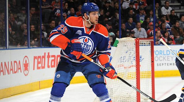<p>EDMONTON, Alberta (AP) The two biggest cornerstones of the emerging Edmonton Oilers franchise are now locked up for the long haul.</p><p>Six weeks after extending Connor McDavid for eight years and $100 million, the Oilers signed 21-year-old Leon Draisaitl to an eight-year contract with a sizable annual cap hit of $8.5 million. Paired primarily with McDavid, Draisaitl posted a career-best 77 points last season - eighth best in the NHL.</p><p>He added another 16 points during Edmonton's first playoff run in more than a decade - separated, eventually, from the precocious Oilers captain.</p><p>''I'm really excited to be back for eight years,'' Draisaitl told the Oilers website after the signing was announced.</p><p>''I never really thought about going anywhere else. We have something really special. We have a great group of guys. It's something I wanted to be a part of as long as possible.''</p><p>In securing his long-term rights, the Oilers are betting on Draisaitl, a restricted free agent and one of only seven German NHLers last season, to thrive with or without McDavid, the reigning winner of the Art Ross and Hart trophies and Ted Lindsay Award.</p><p>The third overall pick of the 2014 draft, Draisaitl stands to own the 10th-highest cap hit in hockey next year - equal to Lightning captain and two-time Rocket Richard trophy winner Steven Stamkos.</p><p>Draisaitl's second NHL deal slightly exceeds recent eight-year pacts handed out to 25-year-old Predators center Ryan Johansen ($8 million cap hit) and 25-year-old Capitals forward Evgeny Kuznetsov ($7.8 million cap hit).</p><p>Both were signing their third NHL deals, however, and are slightly older than Draisaitl, who won't turn 22 until Oct. 27.</p><p>Draisaitl, a natural center, slid to right wing alongside McDavid at the start of December and went on to get 60 points in 58 games - sixth in the NHL over that span.</p><p>In question now and moving forward is whether the Oilers keep the two franchise stars together 