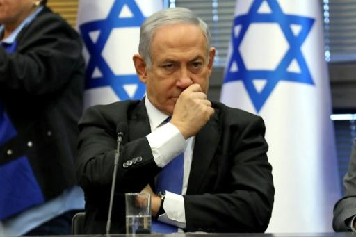 Israel's Benjamin Netanyahu and his and rival Benny Gantz have so far each failed to form a coalition