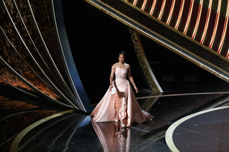THE OSCARS® - The 92nd Oscars® broadcasts live on Sunday, Feb. 9,2020 at the Dolby Theatre® at Hollywood & Highland Center® in Hollywood and will be televised live on The ABC Television Network at 8:00 p.m. EST/5:00 p.m. PST. (ARTURO HOLMES via Getty Images) REGINA KING