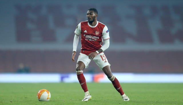 Ainsley Maitland-Niles could leave Arsenal on loan.