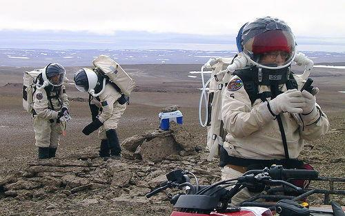 Mock Mars Mission Will Test Stresses of Red Planet Living