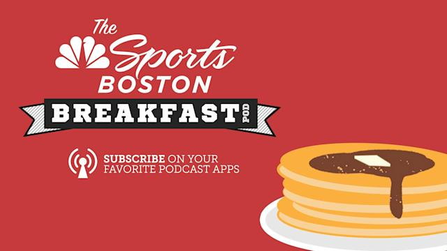 On today's Breakfast Pod: Ted Johnson joins to talk about the reported rift from last year between Brady and Belichick, the Celtics dominate the Pacers, and more. . .