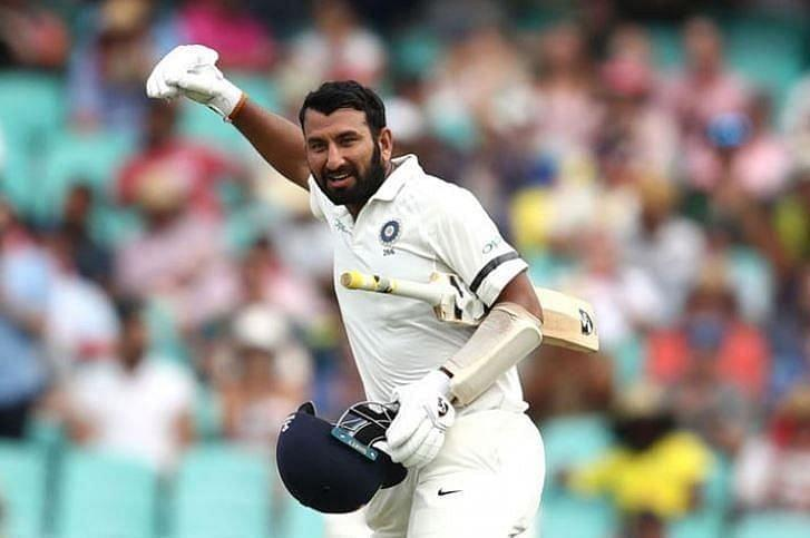 Cheteshwar Pujara's knock helped the Indian cricket team win a Test series in Australia for the first time