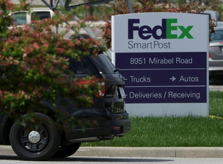 "FedEx said it was ""devastating"" that its employees were murdered in a shooting at one of its facilities in Indianapolis"