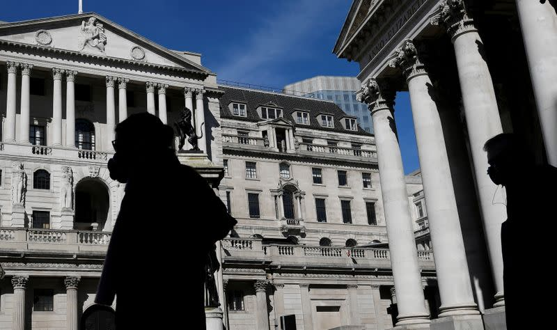 Bank of England holds off on fresh stimulus, sees worst slump in 300 years