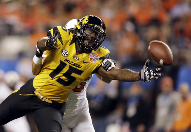 Police say Missouri wide receiver Dorial Green-Beckham will not face any charges