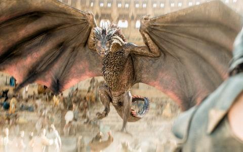 Could Daenerys become a dragon?