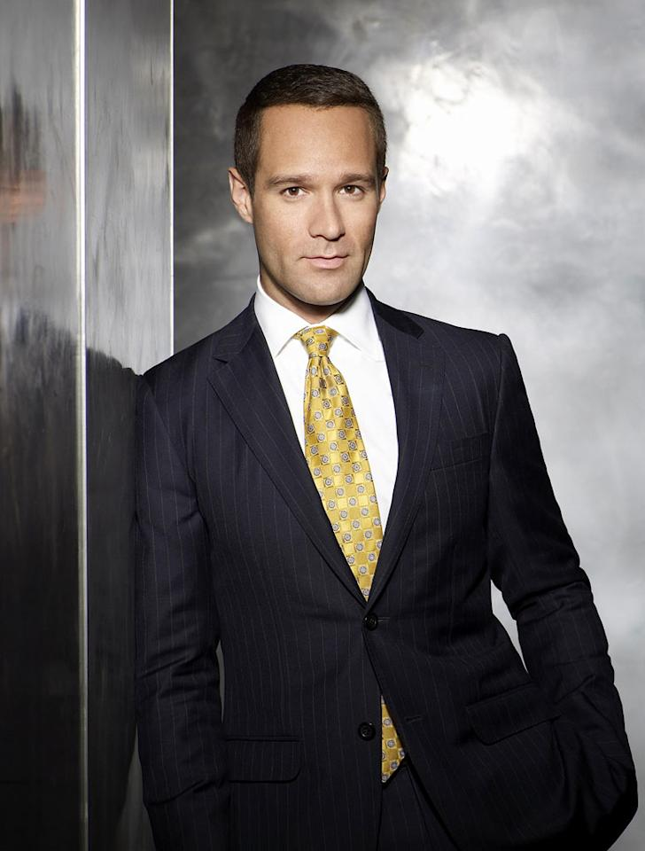 "Chris Diamantopoulos stars as Rob Weiss in ""24."""