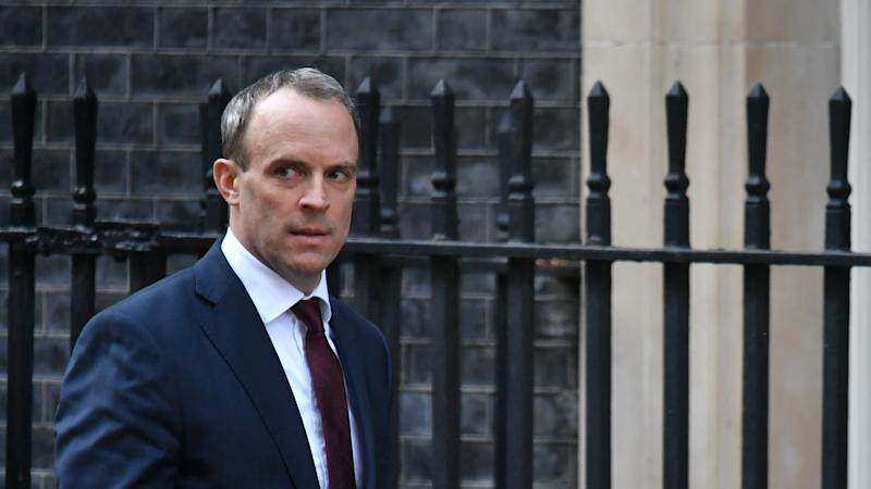 Raab says G7 committed to getting stranded citizens home