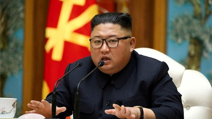 Kim Jong-un has had speculation about his health before this