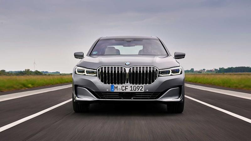 New inline-six diesel engines for BMW 7 Series