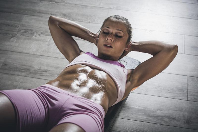 These are the most effective ab workouts (Stock)