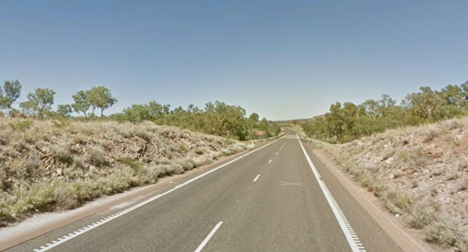 Barkly Highway, 26km west of Cloncurry.