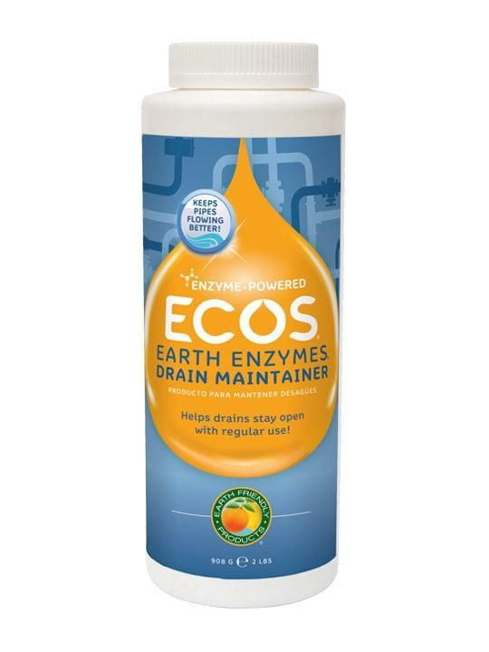 <p><span>ECOS Earth Enzymes Drain Maintainer</span> ($7) keeps things running smoothly, naturally. </p>