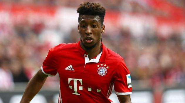 <p>Coman: My only option after Bayern would be PSG</p>