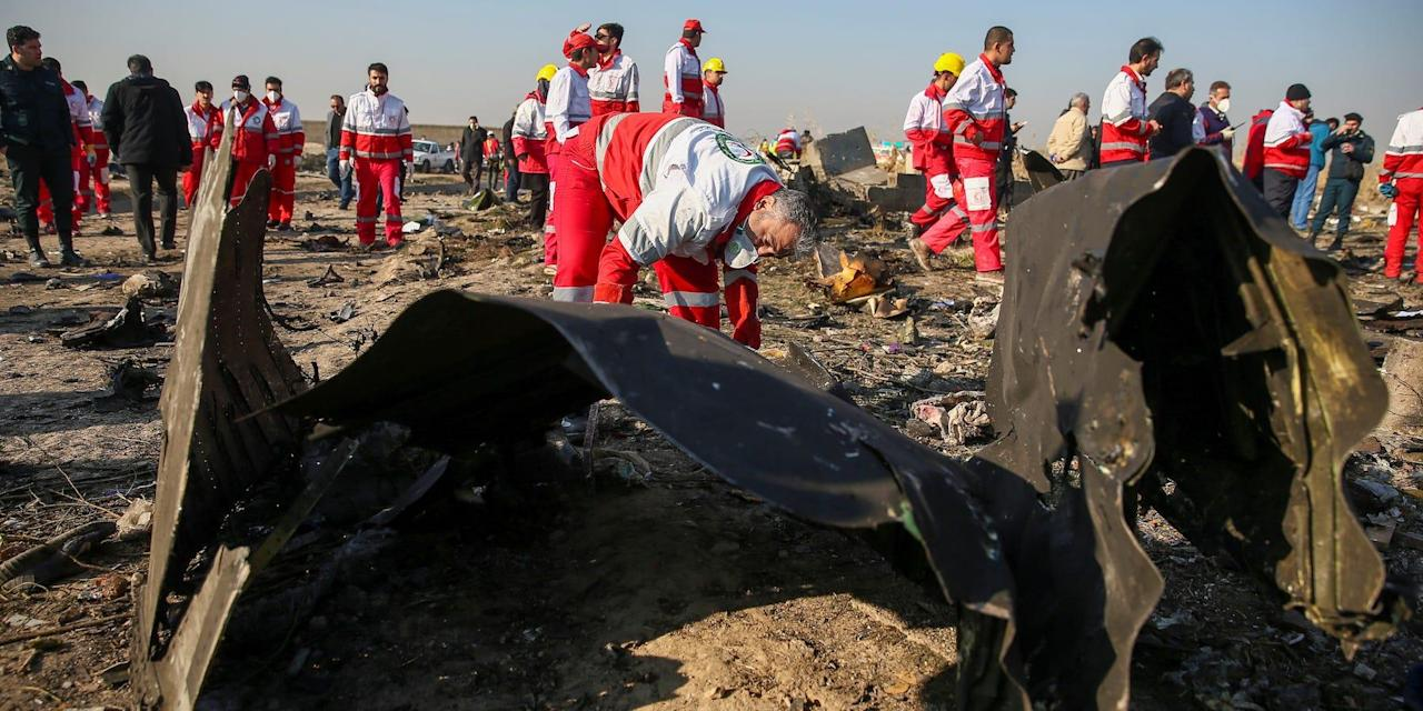 An Iranian commander said 'I wish I could die' after Tehran accepted responsibility for shooting down Ukrainian Airlines flight 752