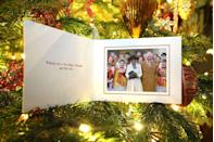 <p>Clarence House released this photo on 10 December 2016, which was taken by royal photographer Chris Jackson during the couple's royal tour of Croatia. </p>
