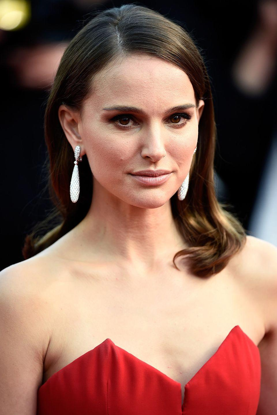 <p><strong>Born</strong>: Neta-Lee Hershlag</p><p>Born in Israel, Natalie Portman was given a traditional Hebrew name, but upon emigrating to the United States in 1984, the family changed the Hershlag surname to Portman, the actress's maternal grandmother's maiden name, and Neta-Lee became Natalie.</p>