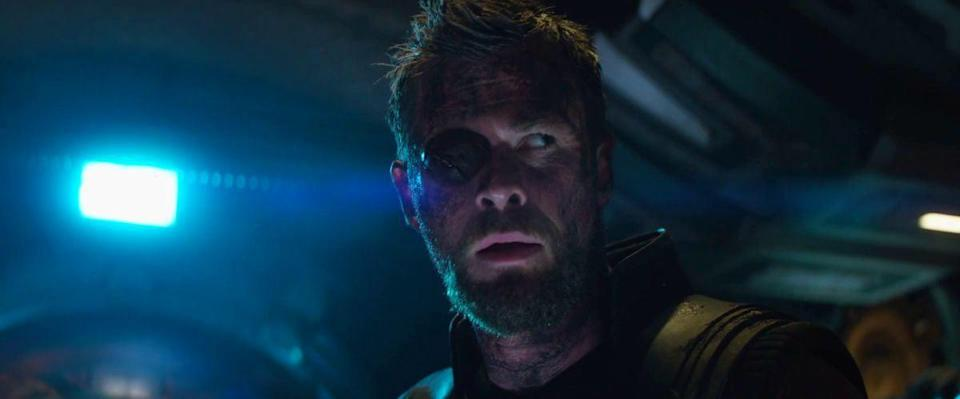 "<p><strong>Last sighted:</strong> Wakanda<br><a rel=""nofollow noopener"" href=""http://www.digitalspy.com/movies/thor/"" target=""_blank"" data-ylk=""slk:Thor"" class=""link rapid-noclick-resp"">Thor</a> will be feeling pretty sore after showing up in Wakanda just in time to not stop Thanos.</p>"