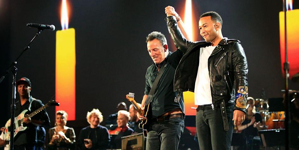 Bruce Springsteen, John Legend, and Foo Fighters Will ...