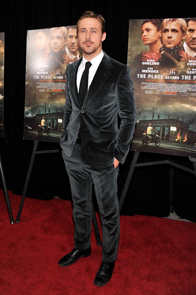 """""""The Place Beyond The Pines"""" New York Premiere - Arrivals"""