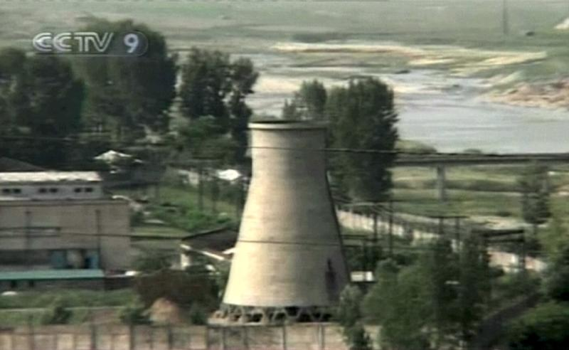 North Korea mothballed the Yongbyon reactor in 2007 under an aid-for-disarmament accord, but began renovating it after its third nuclear test in 2013