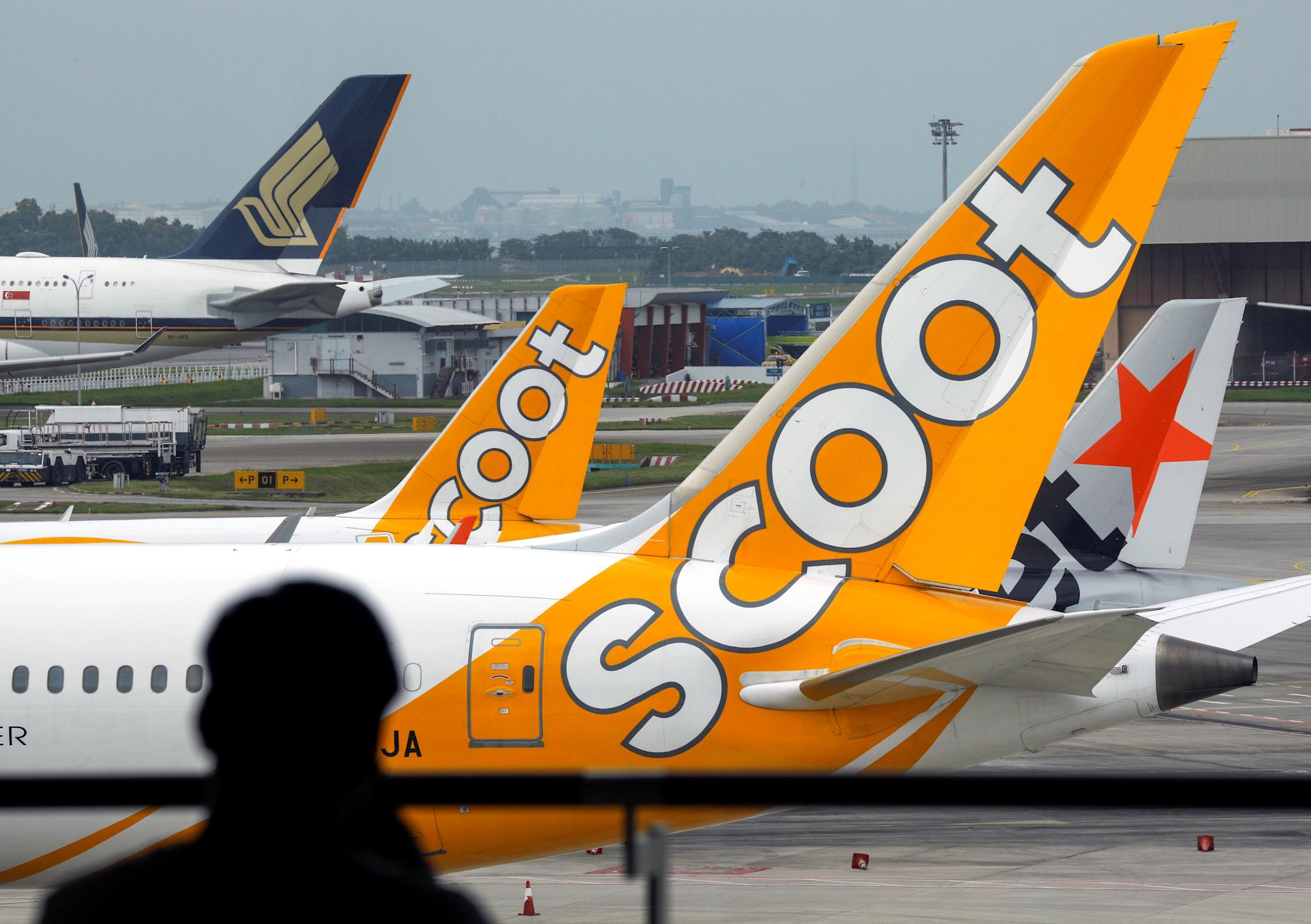 Scoot barred from landing flights from Singapore in Hong Kong for 2 weeks