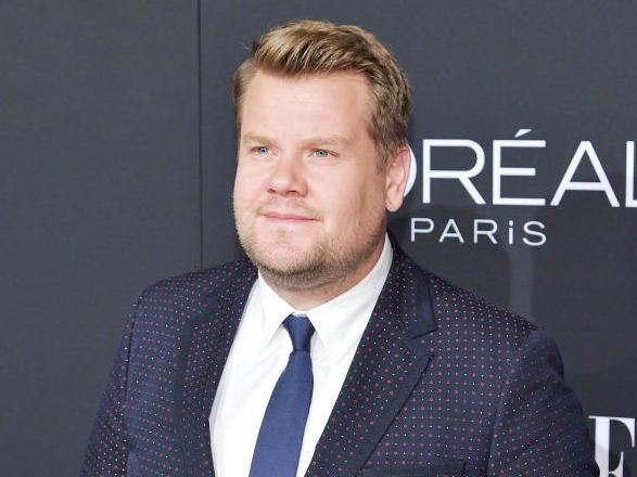 James Corden attends an event in 2018: Neilson Barnard/Getty Images