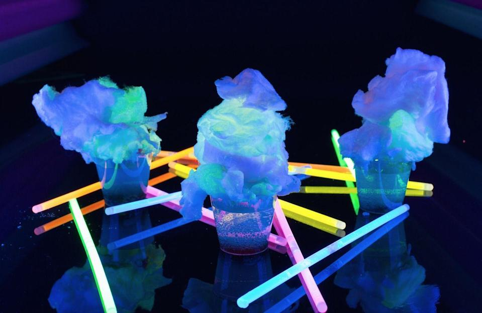 """<p>Adding shots to your Halloween spread? Now it's a party! These bloody, glow-in-the-dark, pumpkin-flavored, and candy-infused shots are as festive as it gets. Plus, try our <a href=""""https://www.delish.com/holiday-recipes/halloween/g2944/halloween-jello-shots/"""" rel=""""nofollow noopener"""" target=""""_blank"""" data-ylk=""""slk:amazing Halloween Jell-O shots"""" class=""""link rapid-noclick-resp"""">amazing Halloween Jell-O shots</a> and <a href=""""https://www.delish.com/holiday-recipes/halloween/g2471/halloween-drink-recipes/"""" rel=""""nofollow noopener"""" target=""""_blank"""" data-ylk=""""slk:Halloween cocktails"""" class=""""link rapid-noclick-resp"""">Halloween cocktails</a>.</p>"""