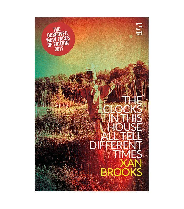 """In this quirky dark fairytale, you'll get transported to the English countryside with an orphaned little girl who is haunted by the past as she explores a mysterious forest. Xan Brooks's The Clocks in This House All Tell Different Times It almost feels like a piece of Wizard of Oz fan-fiction, as some of the grim forest characters mirror a few of the characters and even share their names. This novel is eccentric yet poignant, and as the title suggests, it disrupts clock-time in a fabulously relatable way. The Teaser: """"There are too many stars."""""""