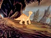 """<p><strong>What It's About:</strong> """"An orphaned dinosaur and his new friends face a dangerous journey to a beautiful, food-rich valley.""""</p> <p><a href=""""https://www.peacocktv.com/watch/asset/movies/kids/the-land-before-time/8541eed6-e410-3b8b-a4e1-d0997130694f"""" class=""""link rapid-noclick-resp"""" rel=""""nofollow noopener"""" target=""""_blank"""" data-ylk=""""slk:Watch The Land Before Time on Peacock here!"""">Watch <strong>The Land Before Time</strong> on Peacock here!</a></p>"""