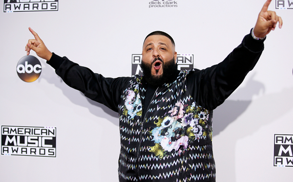 DJ Khaled and Stan Lee Just Dropped Major Keys in Celebration Of 'Spider-Man: Homecoming'