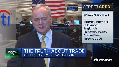 Willem Buiter, Citigroup special economic advisor, discusses his concerns with President Trump's trade strategy and beliefs on the trade balance.
