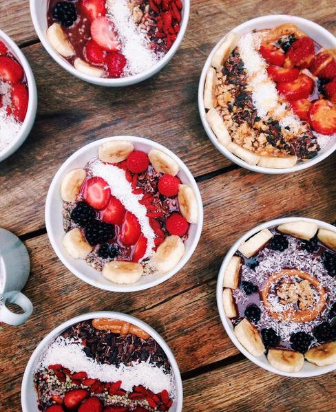 16 food trends that will take 2016 by storm video move over juice bars acai is the new hip health trend photo gillie houston for yahoo food forumfinder Images