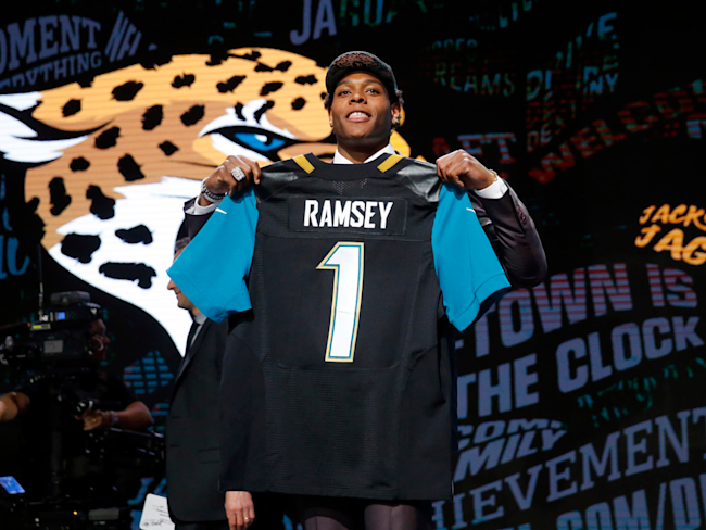 1210f7d6 The NFL world is in love with what the Jacksonville Jaguars did in ...