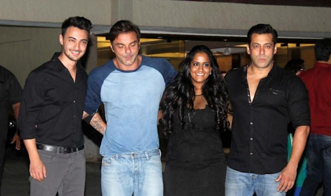 Arpita Khan and Aayush Sharma become parents of a boy