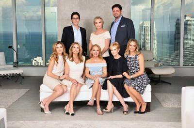 The Jills Zeder Group, Global Luxury specialists affiliated with Coldwell Banker Realty in Florida