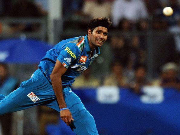 Ashok Dinda was taken to the cleaners by the Mumbai Indians
