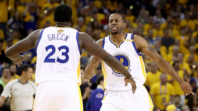 Andre Iguodala knows Draymond Green well, so when he says other sports do not work for the Warriors star, he is probably telling the truth.