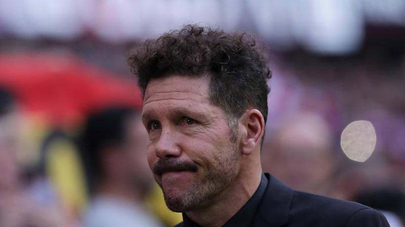 Simeone accepts criticism and calls for consistency