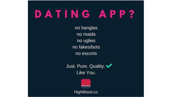 Online dating controversy