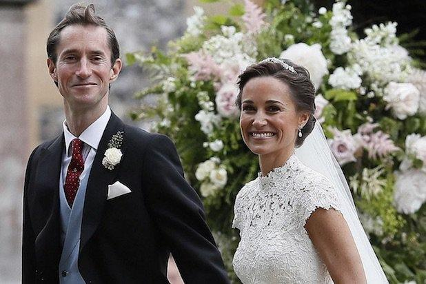 Pippa Middleton S Wedding Sets Twitter On Fire From Eye Rolls To Poems About Her