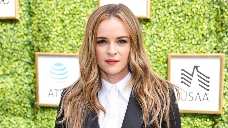 Danielle Panabaker Expecting First Child With Husband Hayes Robbins