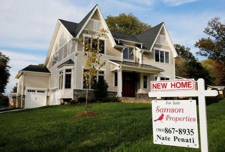 USA  existing home sales inch higher in October