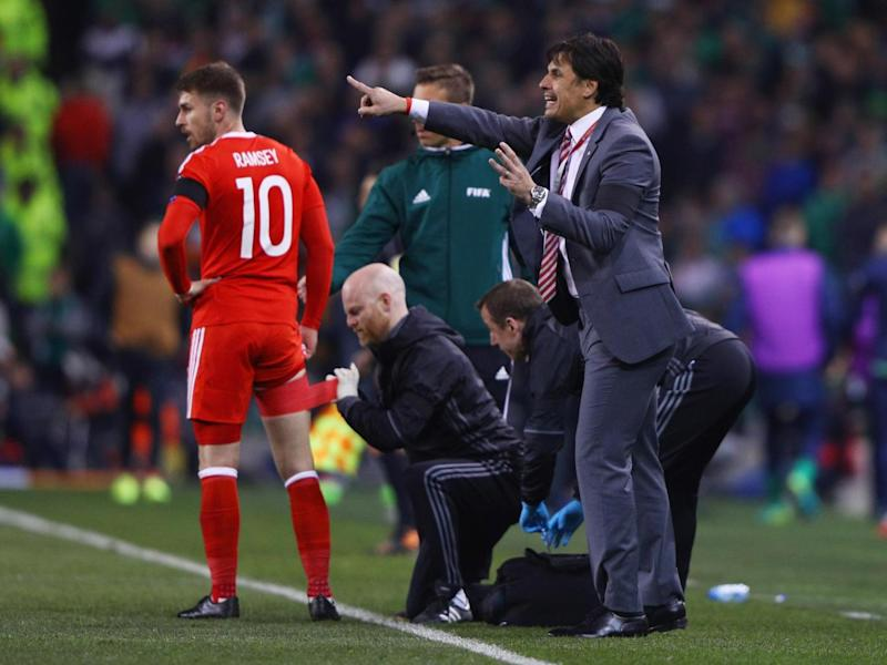 Coleman will be annoyed with just the one point (Getty)