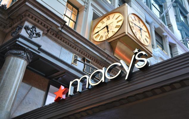 Macy's (M) Stock Down on Q2 Earnings Miss, FY19 View Cut