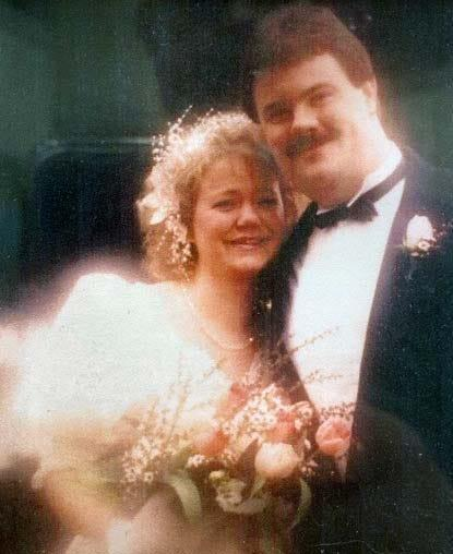 Peggy and Steve Jahn say their chemistry was instant. Six months after they met, they were married Jan. 21, 1989, in Edmonds, Wash.