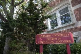 Harvard's PIO dean to step down in June 2020
