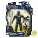 """<p>""""Bring the action from Wakanda to life in 6-inch scale! Featuring movie-inspired design and seven points of articulation, kids can create superhero and villain scenes featuring Black Panther, Erik Killmonger, Shuri, and Vibranium Suit Black Panther. Includes character-inspired, Vibranium-charged accessories. Each figure sold separately."""" $9.99 each (Photo: Hasbro) </p>"""
